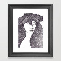 Soul Sister Framed Art Print