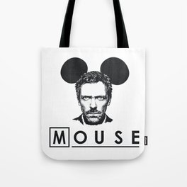 Gregory Mouse Tote Bag