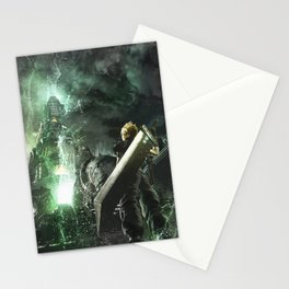 Soldier lifestream Stationery Cards