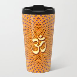 Lotus / Namaste Travel Mug