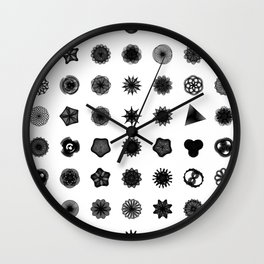 Parametric End Wall Clock