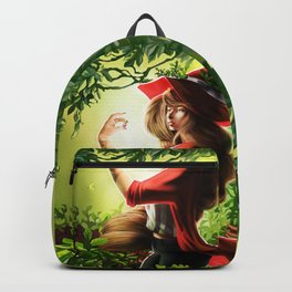 Spring Witch Backpack