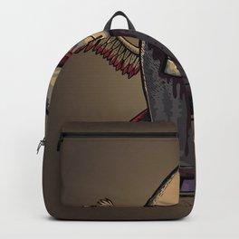 Skull Bomb Backpack