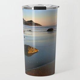 Pauanui Beach sunrise Coromandel Peninsula Travel Mug