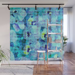 flower kirsche kaleidoskope Wall Mural
