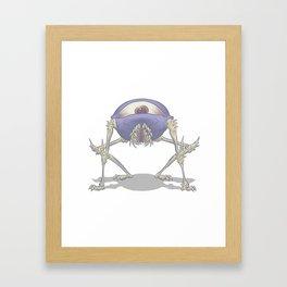 Tektite Framed Art Print