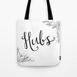 Hubs Tote Bag