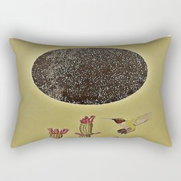 Lovers in the Night. Rectangular Pillow