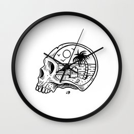 Die-o-rama Wall Clock