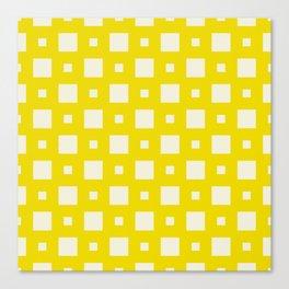 Nassau Yellow Canvas Print