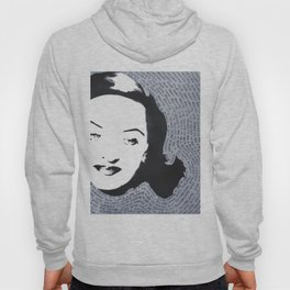 Bette Davis All About Eve American Film Fasten your seat belts hollywood star Hoody