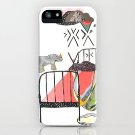 Sleepwalking iPhone Case