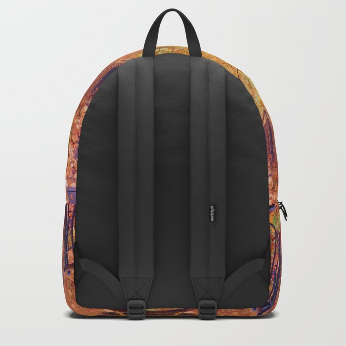 Stairs in the Fall Backpack