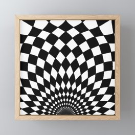 Wonderland Floor #5 Framed Mini Art Print
