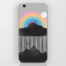 Beyond the Rain iPhone & iPod Skin