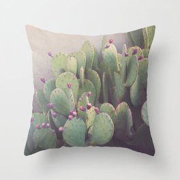 Still Life in Marfa Throw Pillow
