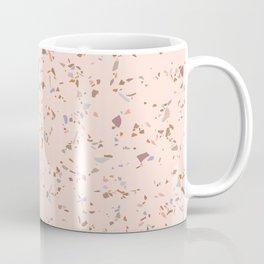 Treasures of the Desert / Neutral Terrazzo Coffee Mug