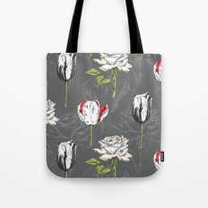 Modern Botanical Tote Bag