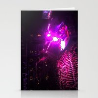 concert Stationery Cards featuring In concert by Stu Naranch