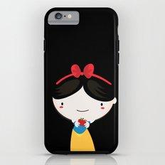 Snow white Tough Case iPhone 6s