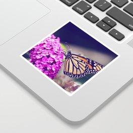 Butterfly Dreams Sticker