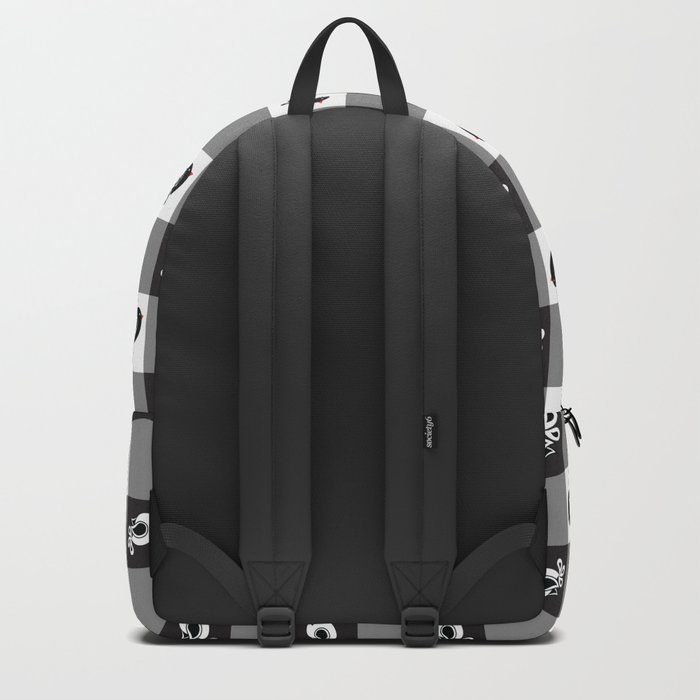 Pattern B Backpack