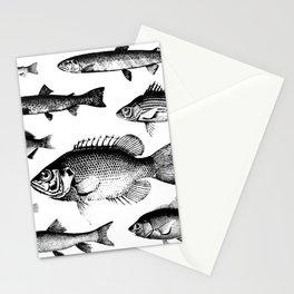 VINTAGE FISH Stationery Cards