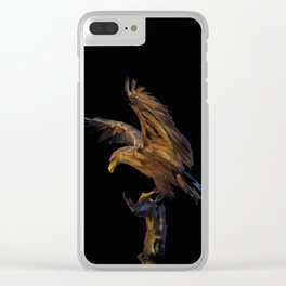 Eagle - 238 Clear iPhone Case