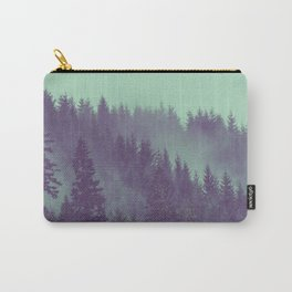 Adventure Awaits Forest Carry-All Pouch