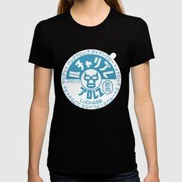 Lucha Milk cap#1 T-shirt
