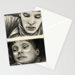 Merlin and Arthur - Just Hold Me Stationery Cards