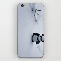 Zeke the Zen Panda iPhone & iPod Skin