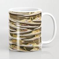 shoe Mugs featuring Shoe Art by SotirisFilippou_Photography