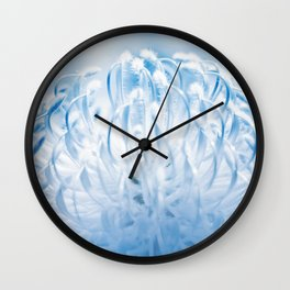 the source of your joy Wall Clock