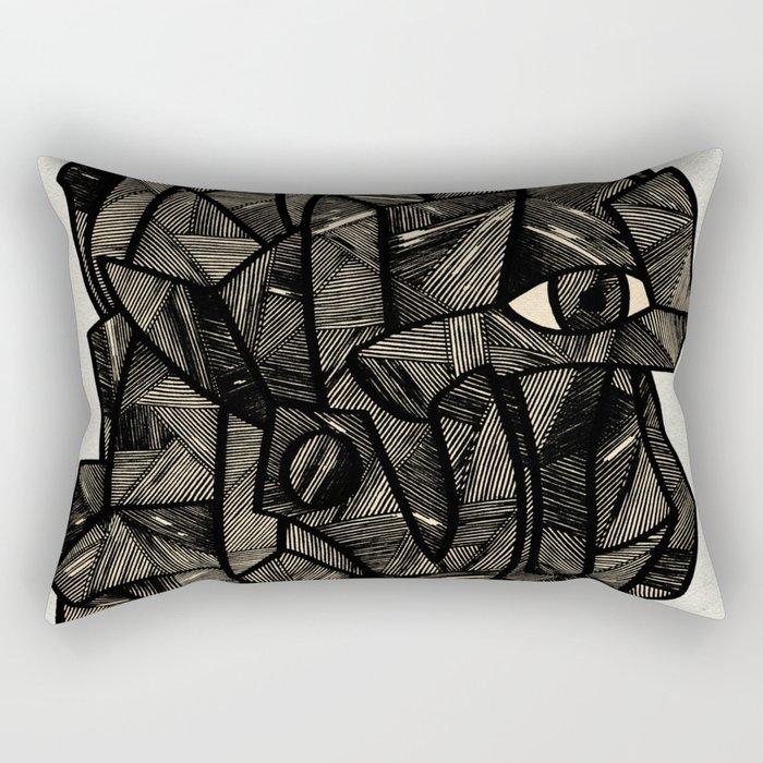 - maximus - Rectangular Pillow
