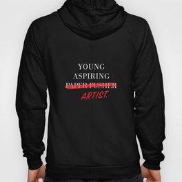 Young Aspiring Artist Hoody