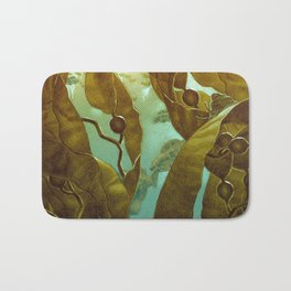 In the Kelp Forest Bath Mat