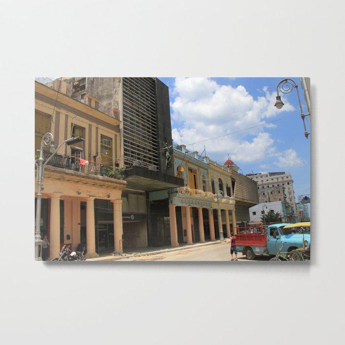 Havana 31 Metal Print