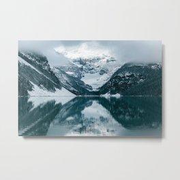 Lake Louise IV Metal Print