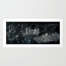 light no.1 Art Print