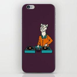 Flock of Gerrys Llama is my DJ iPhone Skin