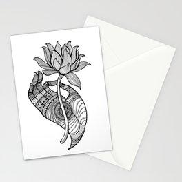 MUDRA LOTUS Stationery Cards