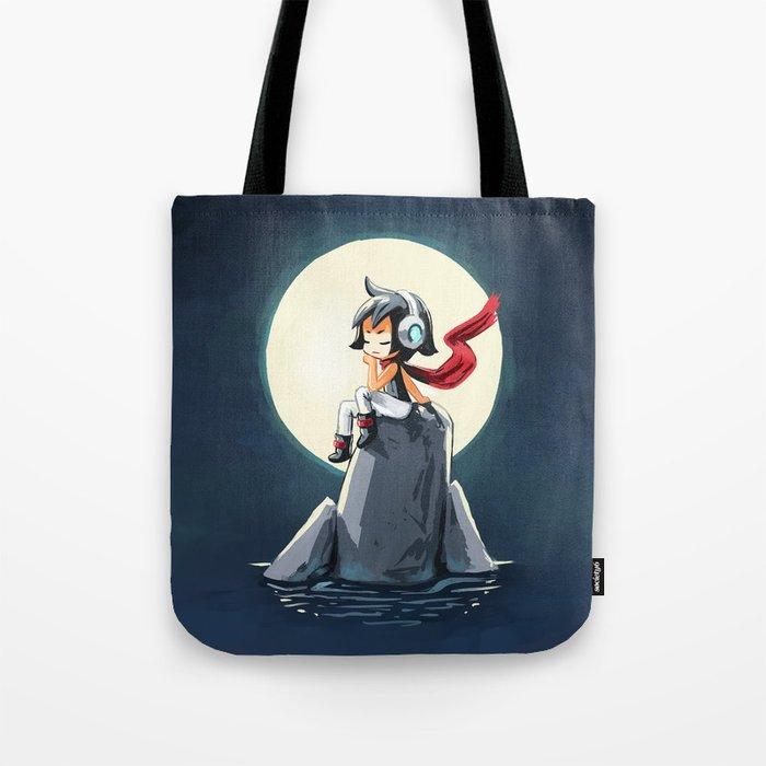 Moonlight Sonata Tote Bag