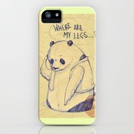 pandemonio iPhone Case