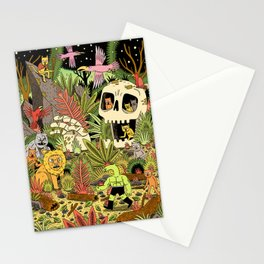 The Jungle Stationery Cards