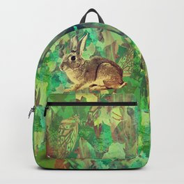 Easter Bunny Backpack
