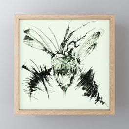 forest spirit Framed Mini Art Print