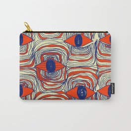 Body in Abstraction 3 Carry-All Pouch