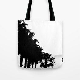 Palm tree Line up! Tote Bag
