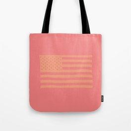 American Flag Providence  Tote Bag
